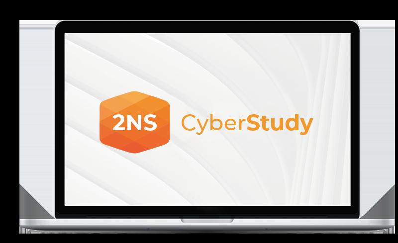 2NS Cyber Study Logo
