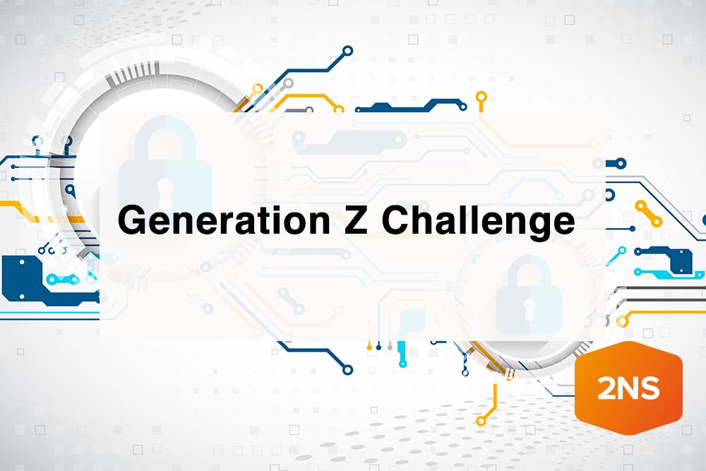 Generation Z Challenge - Hack With Industry on nuorille tarkoitettu hakkerointihaaste.